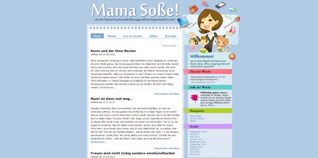 Mama-Soße