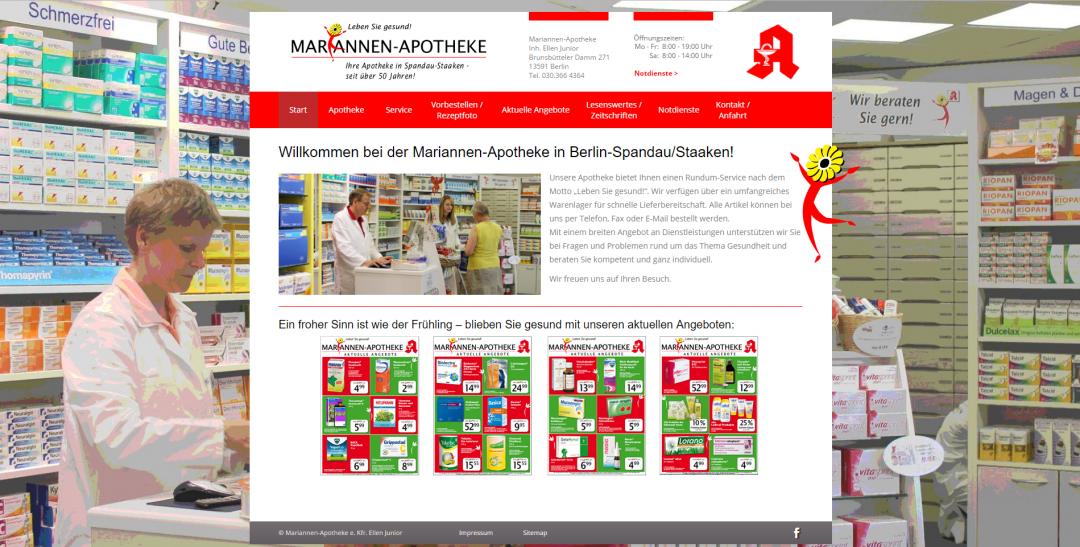 Mariannen-Apotheke
